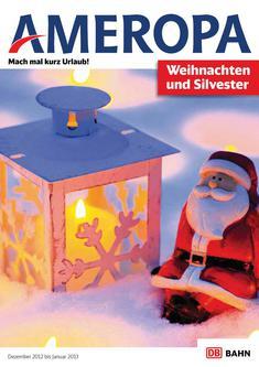 Weihnachten und Silvester 2012/13