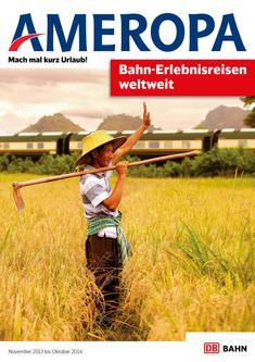 Bahn-Erlebnisreisen 2013/14