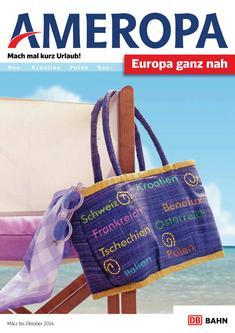 Europa ganz nah Sommerkatalog 2013/14