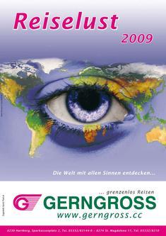 Reisekatalog 2009
