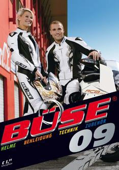 Motorrad Helme - Bekleidung - Zubehör 2009