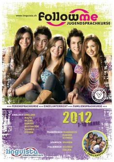 Jugendsprachkurse 2012