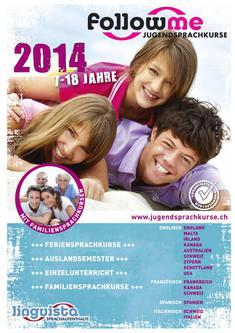 Jugendsprachkurse 2014