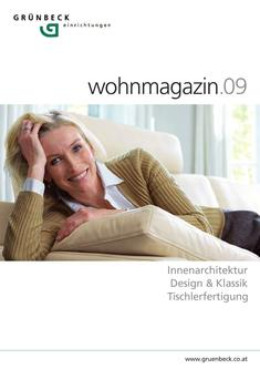 Wohnmagazin 2009