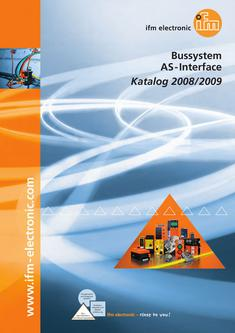 Bussystem AS-Interface 2008/2009