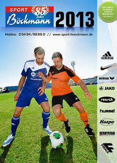 Sport-Katalog 2013