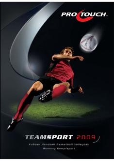 Pro Touch Teamsport 2009