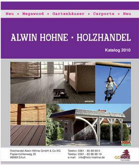 Holzhandel 2010