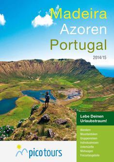 Madeira - Azoren - Portugal 2014