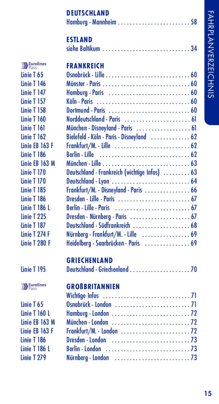 touring eurolines stuttgart