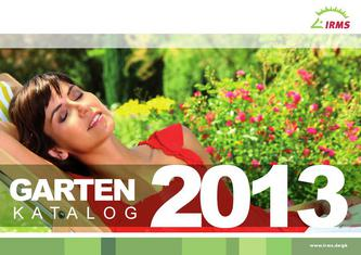 Gartenkatalog 2013