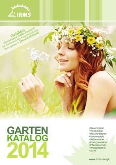 Garten Katalog 2014