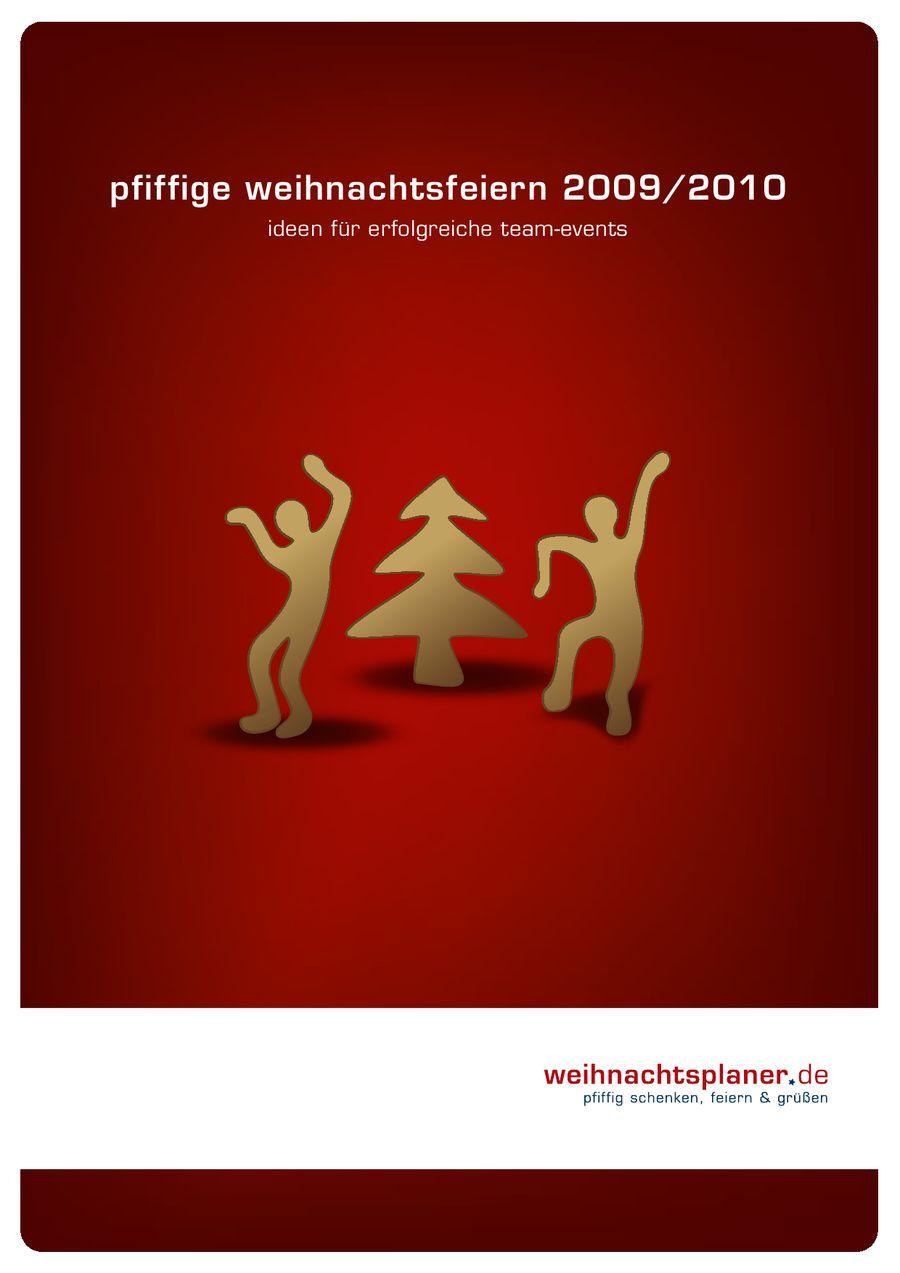 Weihnachtsfeiern 2009 von weihnachtsplaner.de