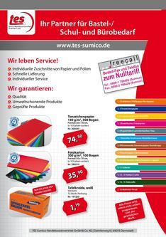 Bastel- und Schulbedarf 2009