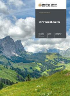 Hauptprospekt Fribourg Region 2014