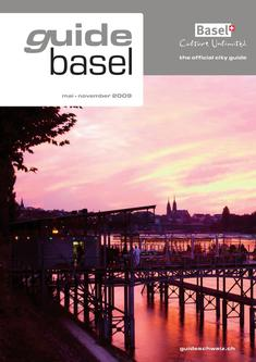 Basel City Guide 2009
