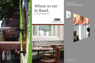 Restaurants und Bars in Basel 2014