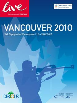LIVE - Vancouver 2010 - XXI. Olympische Winterspiele