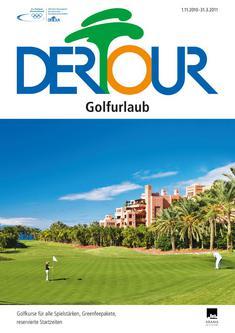Golfurlaub 1.11.2010-31.3.2011