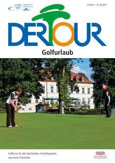 Golfurlaub 1.4.2011 – 31.10.2011