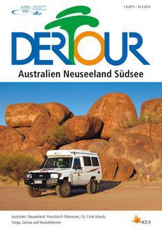 Australien Neuseeland Südsee 1.4.2011 – 31.3.2012