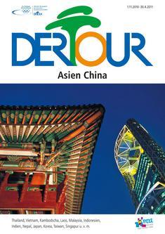 Asien China 1.11.2010-30.4.2011