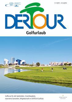 Golfurlaub Winter 2011/2012