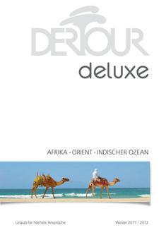 Deluxe - Afrika & Orient Winter 2011/2012