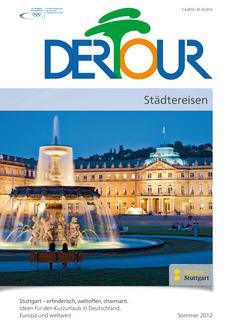 Städtereisen Sommer 2012
