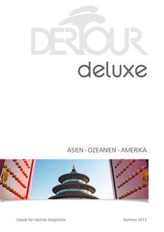 Deluxe - Asien, Ozeanien, Amerika Sommer 2012