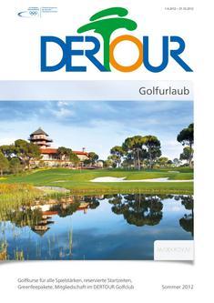 Golfurlaub Sommer 2012