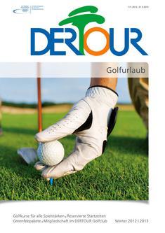 Golfurlaub Winter 2012/2013