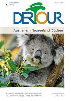 Australien, Neuseeland, Südsee 2012/2013