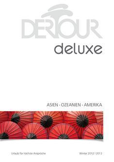 Deluxe - Asien, Ozeanien, Amerika Winter 2012/2013