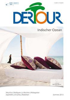 Indischer Ozean Sommer 2013