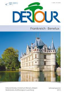 Frankreich, Belgien, Niederlande 2013