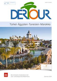 Türkei, Ägypten, Tunesien, Marokko 2014