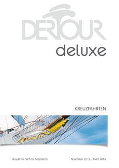 Deluxe - Kreuzfahrten 2012-2014