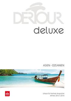 Deluxe - Asien, Ozeanien Winter 2013/2014