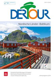 Nordische Länder und Baltikum 2014