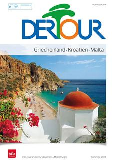 Griechenland, Kroatien, Malta 2014