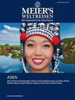 Asien Sommer 2011