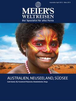 Australien, Neuseeland, Südsee Sommer 2012