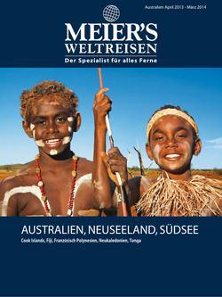 Australien, Neuseeland, Südsee 2013/2014