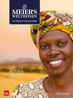 Afrika, Orient Winter 2016/2017