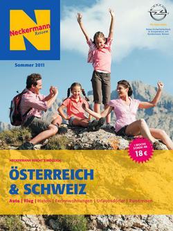 Österreich und Schweiz Sommer 2011