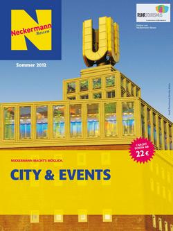 City & Events Sommer 2012