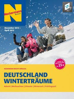 Deutschland Winterträume Winter 2012/2013