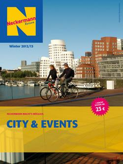 City & Events Winter 2012/2013