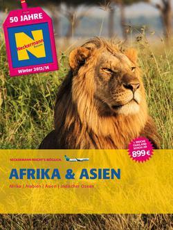Fernreisen Afrika & Asien Winter 2013/2014